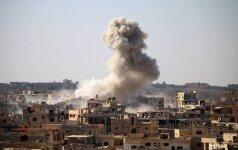 Запад осудил действия Асада и его сторонников, особенно России