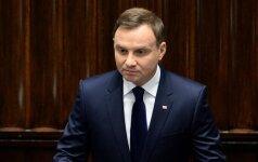 Życzenia od Prezydenta RP dla Polonii i Polaków za Granicą