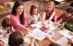 Vaikų darželio auklėtojos turi patarimų tėvams