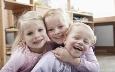 Psichologė: kodėl vaikui naudinga lankyti darželį