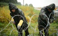 Венгрия постороит второй забор на границе с Сербией