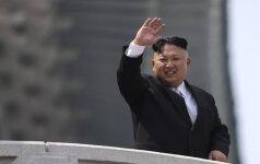 Трамп охарактеризовал Ким Чен Ына как довольно умного паренька