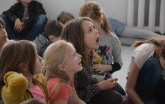 Pirmasis vaikų literatūros festivalis kvies vaikus pamėgti knygą
