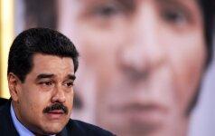 Venesuelos prezidentas Nicolas Maduro pakėlė benzino kainą