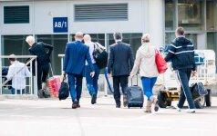 Lietuvaitę įsiutino oro uosto darbuotojai: neleido išskristi į Norvegiją