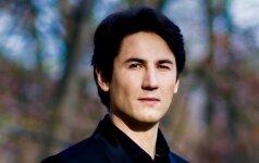 Pianistas Kasparas Uinskas kviečia net į tris solinius koncertus - laimėkite bilietus!