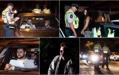 Рейд в Вильнюсе: за превышение скорости наказан... пассажир