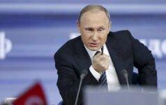 Проблемы с экономикой: Путин потребовал заглянуть за горизонт