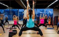 Sporto instruktorė: kaip neįsisukti į uždarą svorio numetimo-priaugimo ratą