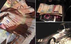 Фейсбук гудит, как улей: полиция выложила материалы по даче крупной взятки