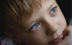 Kai vaikas sako NE, jis tėvams nori perduoti vieną svarbią žinią