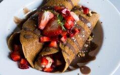 Veganiška virtuvė populiarėja – 3 patiekalų receptai