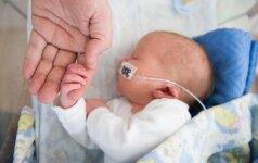 Tai buvo jų pirmas susitikimas po gimdymo ir paskutinis prieš mirtį