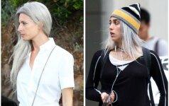 Žilų plaukų tendencija: pasiduoti ar nurašyti? Stilisto komentaras