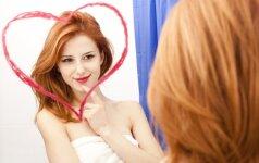 12 patarimų, kaip pamilti savo kūną
