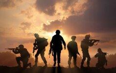Sukrečianti dviejų Pasaulinių karų laikotarpį apimanti knyga