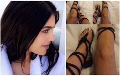 Paviešintas Kylie Jenner sekso įrašas
