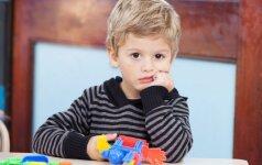 Mamai nepatiko tvarka darželyje: ar protingai elgiasi pedagogai?