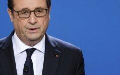 Олланд осудил Россию за блокирование резолюции ООН по Сирии