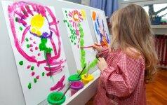 Kodėl šiukštu nevalia šaipytis iš vaiko piešinių