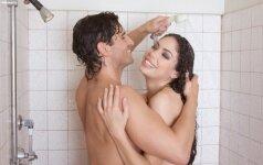 Ar tikrai seksas geresnis po cezario pjūvio, o ne po įprasto gimdymo?