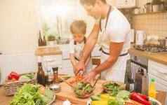 Naudingoji daržovė, kurią sveika valgyti ne tik vaikams