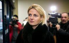 Кильдишене попросила Главизбирком аннулировать свой парламентский мандат