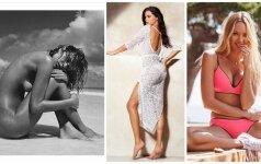 Septyni patys seksualiausi pasaulio supermodeliai