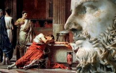 Baisiau už Kaligulą: šokiruojančios Romos imperatoriaus Liucijaus Komodos pramogos