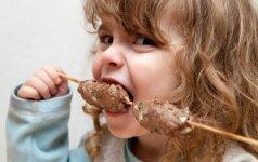 Kokią mėsą valgyti sveikiausia, o kuri turi mažiausiai naudos +lentelė