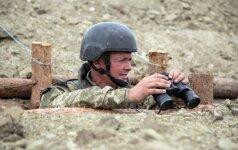 В Донбассе за сутки погибли девять украинских военнослужащих