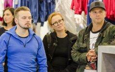 Lietuvos garsenybėms laisvalaikio apranga – ne mažiau svarbi už sceninį įvaizdį
