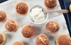 Julijos virtuvė: prancūziški plikytos tešlos pyragaičiai