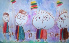 """5 vaikų mama: """"Aš labai myliu Lietuvą"""""""