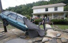 ФОТО: жертвами наводнения в Западной Вирджинии стали 20 человек