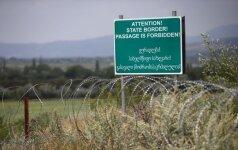 Грузинские школы в Южной Осетии переходят на русский
