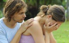 10 požymių, kad vyras dar nesubrendęs tėvystei