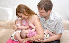 10 mamų atvirauja, kaip pasikeitė jų santykiai su vyrais po gimdymo