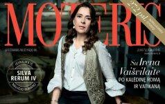 Rašytoja K. Sabaliauskaitė: mūsų šeimoje moterys visada buvo laikomos lygiavertėmis