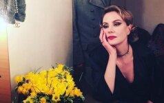 Рената Литвинова борется с пороками дочери