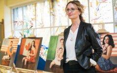 Pasaulinio garso fotomenininkė Lietuvoje pristato jautriausią savo parodą