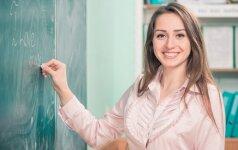 Siekiant gerų ugdymo rezultatų turi dirbti visi – vaikai, tėvai ir mokytojai
