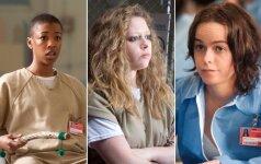 """Kaip realybėje atrodo """"Orange Is The New Black"""" aktorės"""