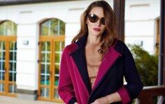 5 šiltų paltų ir striukių tendencijos
