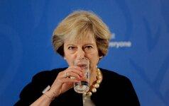 Премьер Британии абсолютно уверена в надежности ракет Трайдент