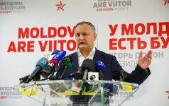 Президент Молдовы инициировал референдум по расширению своих полномочий