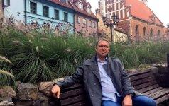 Arvydas Juozaitis: vyro laimė ir jo nelaimė – moters rankose