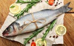 Žuvis – sveikas, naudingas produktas