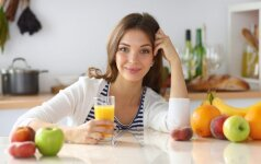 Maksimalus vitaminų bei maistingųjų medžiagų kiekis – Jūsų skoniui ir sveikatai