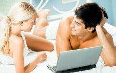 Ko ieško moterys pažinčių portaluose: sekso ar meilės?